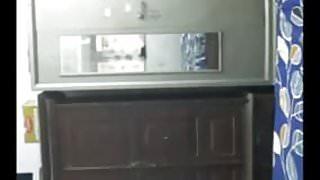 son recording secretly mom changing saree
