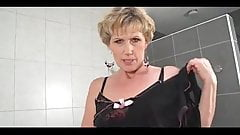 Mature bathroom show