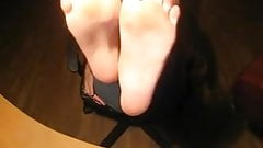 Webcam feet