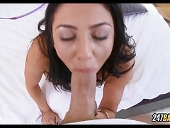 Getting Head from Audry Bitoni POV