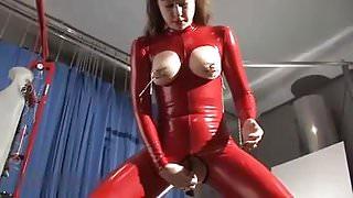 BDSM Latex - Bitch Bender