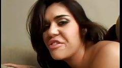 cum hungry girl -fucks like a wild whore