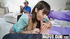 Latina Sex Tapes - See No BJ Hear No BJ starring  Violet Sta