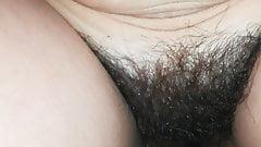 Hairy piss