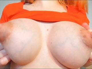 Amazing Puffy Nipples With Milk