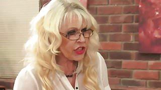 Blonde Granny