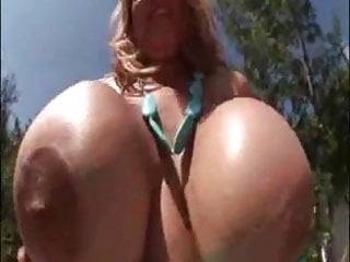 Mature tanned boobs - Crystal-a. storm-1huge boobs nice tan lovely