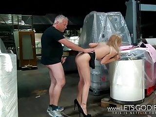 Letsgodirty Alter Bock Fickt Junge Blonde