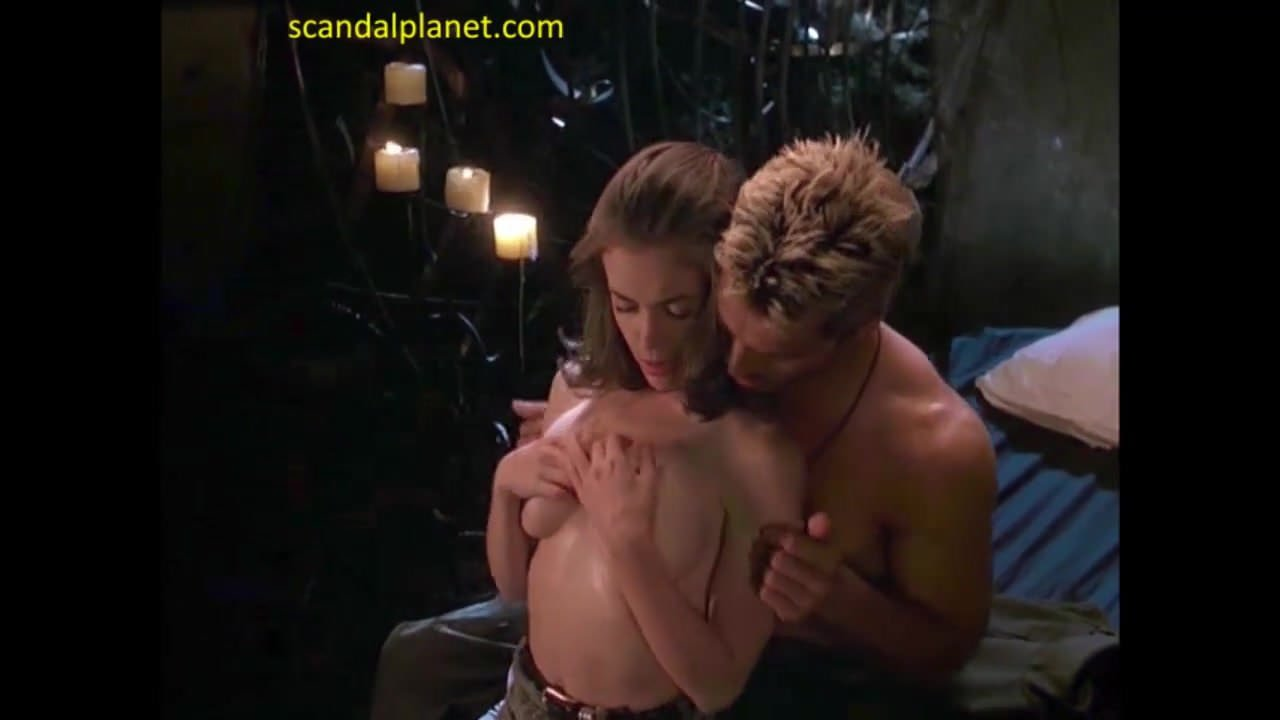 Alyssa Milano Nude Outer Limits alyssa milano nude boobs in poison ivy 2 movie