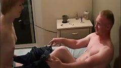 Nasty Teen Couple Getting Wild Inside Their Bedroom