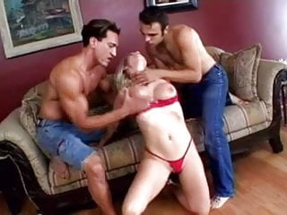 check out this hot Blonde getting her ass destroyed