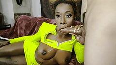 TeamSkeet - Sexy Mocha Teen Takes A Load On Her Big Tits