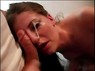She Takes On A Gagging Cocktapus
