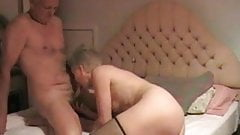 Mature Couple Having Fun 4