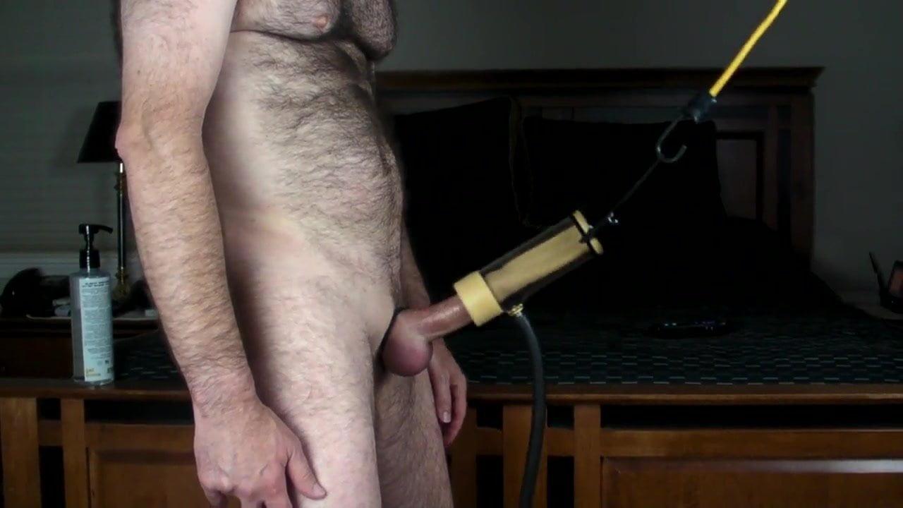 Penis milking movie