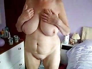 My Busty Mom Fully Nude Selftape Stolen Video