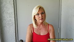 Mommy Gives In and Gives Up the Pussy