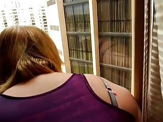 Fucking Gamer Girl By Hotel Window