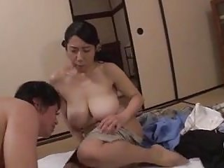 Lucky Japanese Man Fucks Mother and Grandma: Free Porn 56
