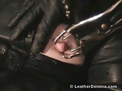 The Leather Domina - Leather Fetish - Total Leather Bondage