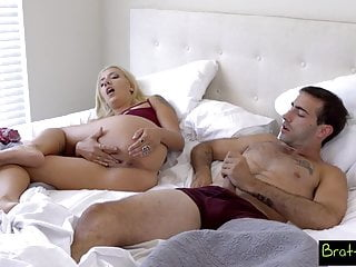 Bratty Sis- Step Brother And Sister Share A Bed S8:E1