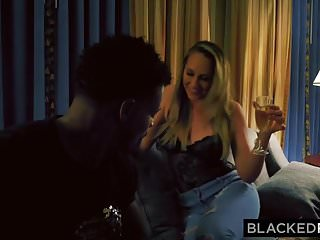 BLACKEDRAW Out Of Town Girlfriend Cheats With BBC