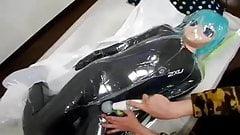 kigurumi vacuum bag