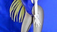 figure bukkake (Marina Suzuki )190608
