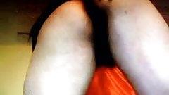 Babe webcam undressing (hairy pussy amazing)