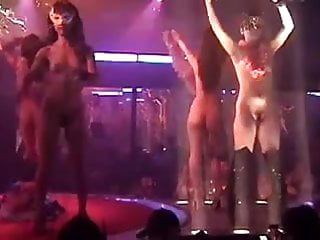 Japanese Strip Club Sex Show Part1
