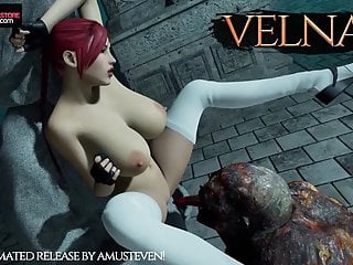 Download video bokep 3d animation moster sex with a red head big tits babe Mp4 terbaru