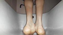My Wet Flat Arhes # 1