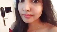 Cute lady doing selfiee 2.mp4