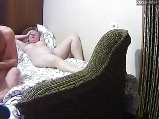 Hacked Ip Cam Ukranian Blonde With Nice Curves Part