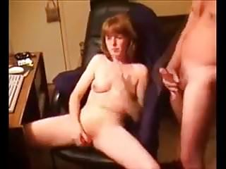 Husband And Wife Mutual Masturbation