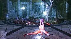 Skyrim sexy dance LUVORATORRRRRY HDT(futanari)