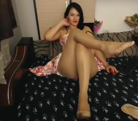 We need someone to pamper our feet for us