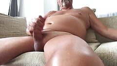 Stroking some more..