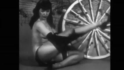 Bettie Page Rare