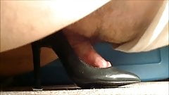 Colin Stuart Stilettos Humped and Cum