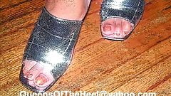 Ebony Round Heels