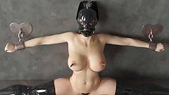 3D BDSM intro - Latex, Chains, Handcuff