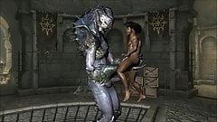 Skyrim  Monsters II