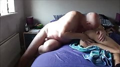 Grandpas fucks big dick younger guy