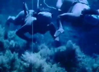 Nude diving women porn