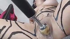 crazy girl mastrubate