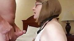 CD Slut in Hotel with white businessman