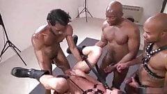 Hardcore gay orge