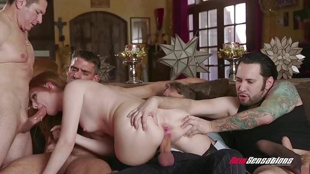 Freee double penetration video