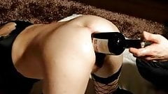 bottle ass insertion